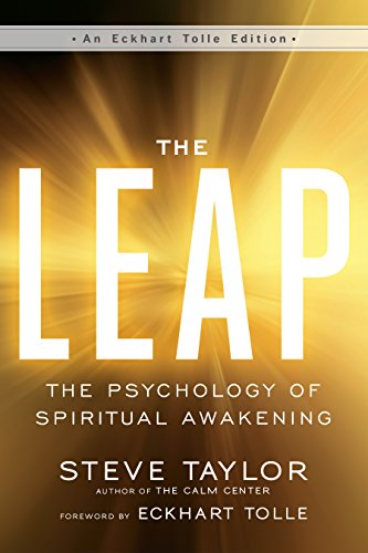 The leap the psychology of spiritual awakening an eckhart tolle the leap the psychology of spiritual awakening an eckhart tolle edition by fandeluxe Images