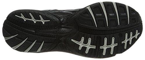 Reebok Women's Daily Cushion 2.0 RS Walking Shoe Black/Pure Silver/Ultima Purple fguaA6
