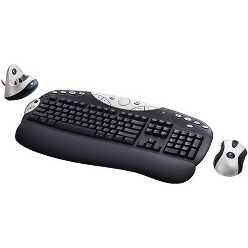 Logitech 967300 Cordless MX Duo Keyboard & Mouse ( PC / Mac ) by Logitech (Image #1)