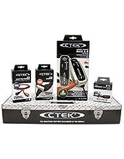 CTEK Oplader met accessoires (EU PLUG)