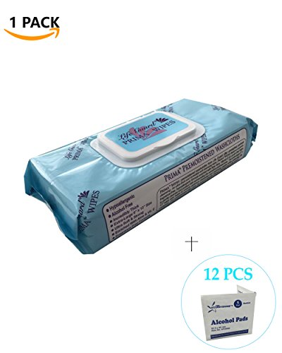Adult Wipes (48 PCS/1 Pack--XL 13