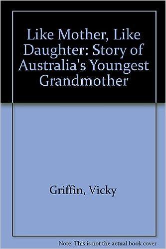 Buy Like Mother, Like Daughter: Story of Australia's