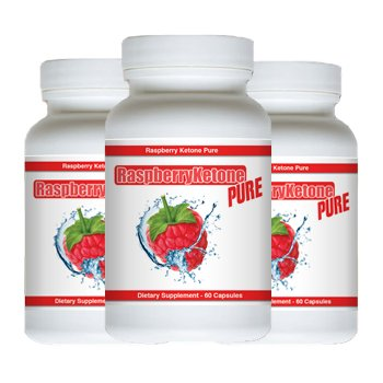 Cétone framboise Pure - Natural Weight Loss Formula - 180 Capsules