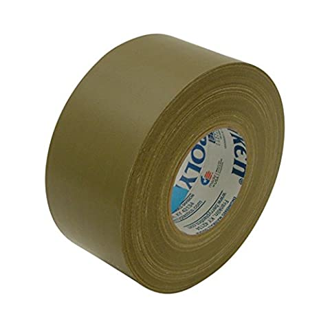 Polyken 231 Military Grade Duct Tape: 3 in. x 60 yds. (Olive Drab)branded