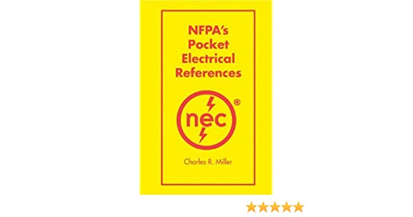 Terrific Nfpas Pocket Electrical References Charles Miller 9780763744724 Wiring 101 Capemaxxcnl