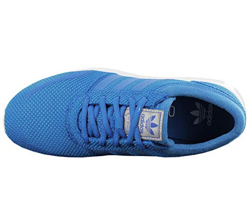 Basses Angeles Baskets bleu Los Adidas Homme Blanc qZTAWRx1v