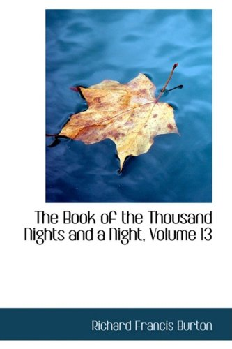 Night Volume the Book of The Thousand 13 Nights a and f6c0qcy