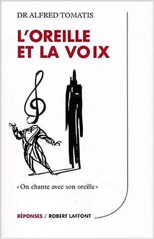 L'oreille et la voix epub, pdf