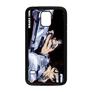 samsung galaxy s5 Black SOUL EATER phone case cell phone cases&Gift Holiday&Christmas Gifts NVFL7N8825354