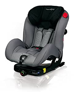 Casualplay autoplay beat fix silla de coche grupo 1 2 isofix gris technical grey - Silla de coche play ...