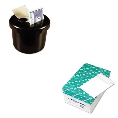 KITLEE40100QUA40788 - Value Kit - Quality Park Catalog Envelope (QUA40788) and Lee Ultimate Stamp Dispenser (LEE40100) by Quality Park