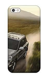 DanRobertse PtxaUoS6065GVBkh Protective Case For Iphone 5/5s(porsche Cayenne Background)(3D PC Soft Case)
