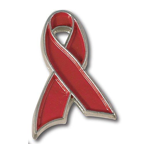 AIDS Awareness Pin -