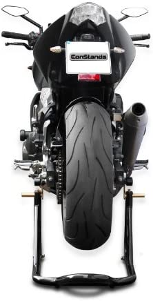 Cavalletto Alza Moto Posteriore Yamaha XSR 900 ConStands ST Racing nero