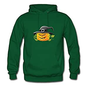 Women Sweatshirts Halloween Image For Style Personality Sweatshirts-green X-large