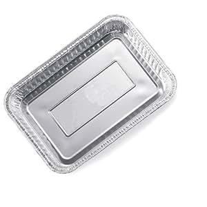 Amazon Com Bbq Funland 8 5 Quot X 6 Quot Aluminum Drip Pans