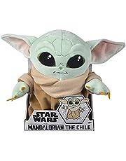 Nicotoy 6315875802 - Disney Mandalorian The Child Jumbo, 30cm, Baby Yoda, pluche, knuffel