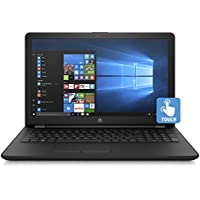 2017 HP 15.6 HD (1366 x768) Touchscreen Laptop PC, Intel Quad-Core Pentium Processor, 4GB RAM, 500GB HDD, SuperMulti DVD Burner, Webcam, HDMI, Wi-Fi, USB 3.0, Windows 10 Home