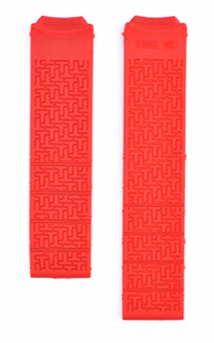 Rubber Watch Band Strap For T-Touch 2 II T047420A T-Touch (Link Costume Template)
