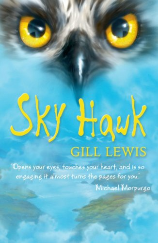 Book cover for Sky Hawk