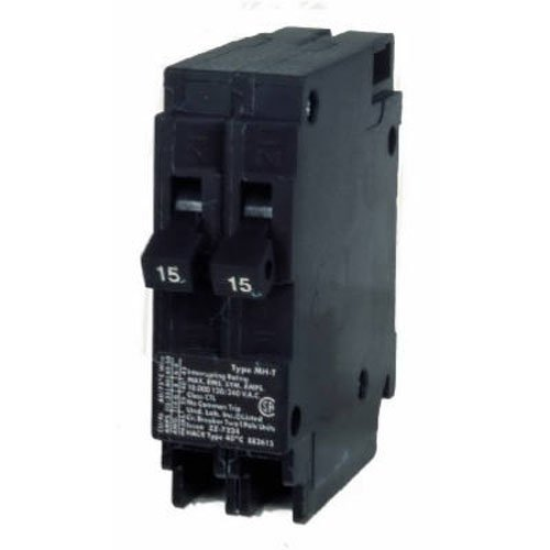 MURRAY MP1515 Two 15-Amp Single Pole 120-Volt Circuit Breaker ()