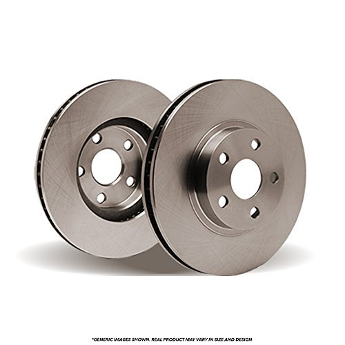 (Front Rotors)(HD SPEC)(LongLive-Series) 2 Disc Brake Rotors(Expedition Navigator)-(6lug)-(Ships from USA) - 02 Ford Expedition Spec