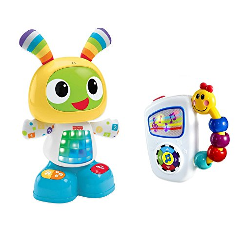Learning toys bundle: Baby Einstein Take Along Tunes Toy and
