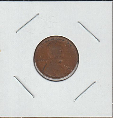 1915 D Lincoln Wheat (1909-1958) Penny Good