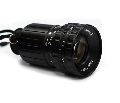 Opteka Full Size Professional Metal Director's Viewfinder wi