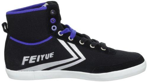 s Noir Feiyue Baskets Classic Mixte A Mode 0442 Adulte High 4ww5Bq