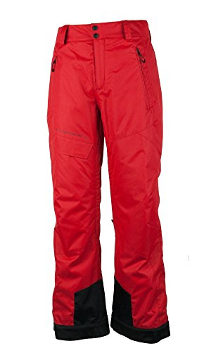 Obermeyer 25035 Mens Quantum Pant, True Red-S by Obermeyer