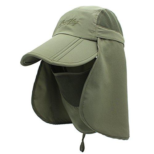 134b30e779cd0 UNIQME Sun Cap Fishing Hat for Men Women
