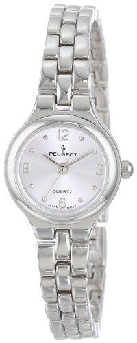 peugeot-womens-small-silver-tone-link-bracelet-watch-purple-dial-1015pr