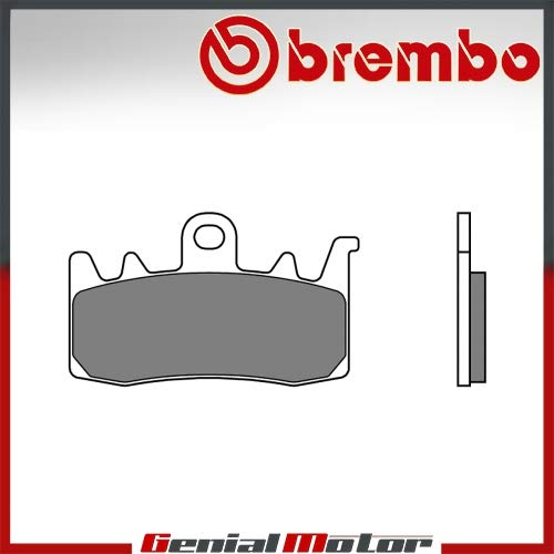 Brembo Ant Tablets 07BB38.SA TIGER EXPLORER XCX Low ABS 1215 2016 2018