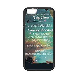 Peter Pan iPhone 6 4.7 Inch Cell Phone Case Black xlb-176055