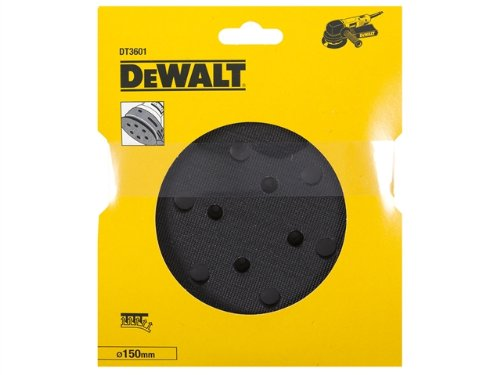 DeWalt DT3601 Backing Pad 150mm For D26410 Sander DEWDT3601QZ