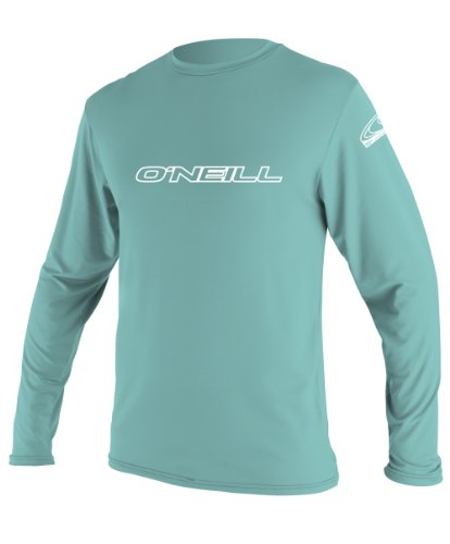 O'Neill Wetsuits UV Sun Protection Youth Basic Long Sleeve S