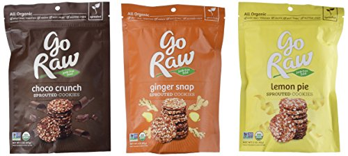 Go Raw Organic Gluten Free Sprouted