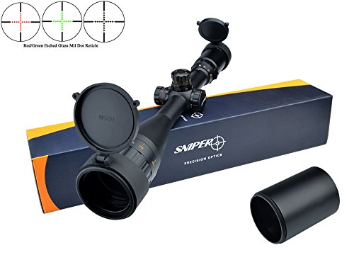 Eagle Eye Sniper 4-16X50 Rifle Scope (25.4mm) Glass, used for sale  Delivered anywhere in Canada