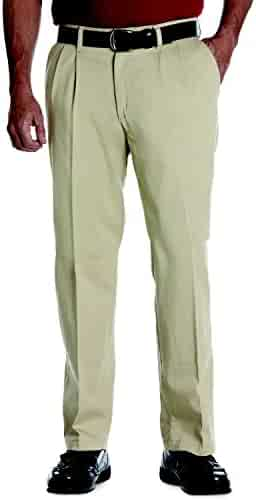 eb7dec034c6ed LEE Men s Big and Tall Comfort Waist Custom Fit Pleated Pant