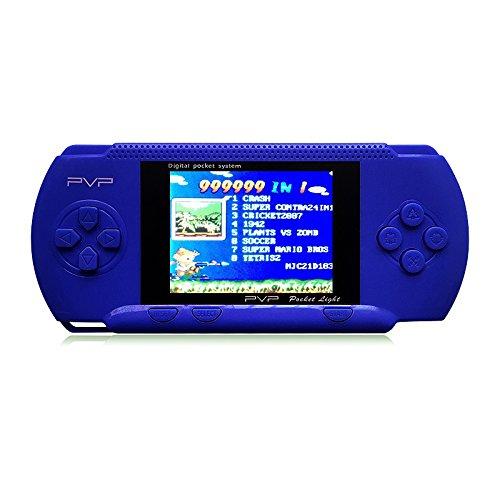 Handheld Portable Christmas Halloween GM01027DBlueUS