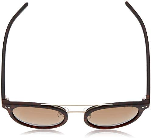 Marrone Marr/ón Polaroid PLD-6031-F-S-N9P-52-SP Occhiali da sole 52.0 Unisex-Adulto