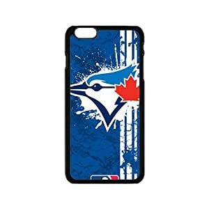 Happy Toronto Blue Jays Fashion Comstom Plastic case cover For Iphone 6