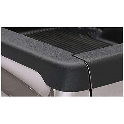 Bushwacker 48504 Chevrolet/GMC Smoothback Ultimate BedRail Cap: Automotive