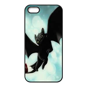 Black bat Cell Phone Case for iPhone 5S
