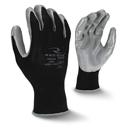 Radians RWG15L Industrial Safety Gloves
