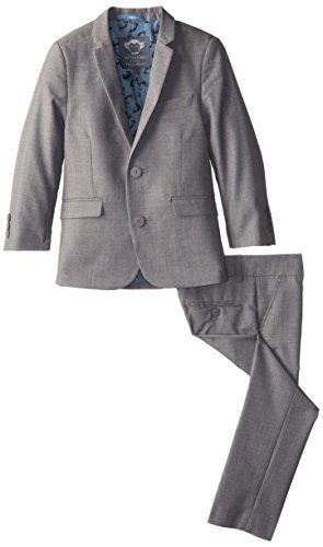 Appaman Little Boys' 2 Piece Classic Mod Suit, Mist, 5 -