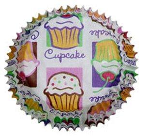 Wilton 331556 Standard Baking Cups-Cupcake Heaven 75-Pkg