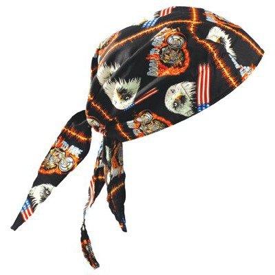 (SEPTLS561TN6MOT - OccuNomix Tuff Nougies Deluxe Tie Hats - TN6-MOT)