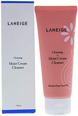 Laneige Moist Cream Cleanser By Laneige for Unisex - 5.07 Oz Cleanser, 5.07 Oz